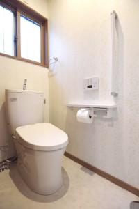 リフォーム トイレ 横浜 アフター